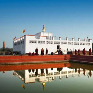 Footsteps Of Buddha – 14nights 15days