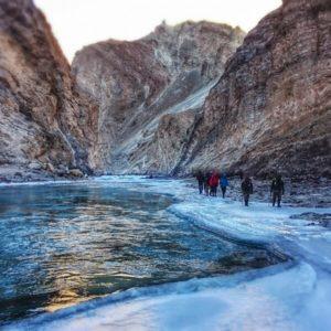Chadar Trek – 08nights 09days