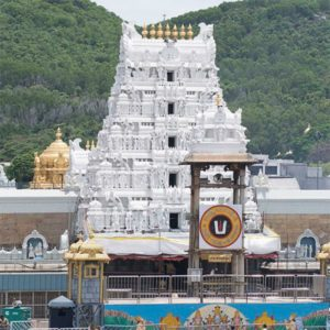 Tirupati Balaji With Rameshwaram Darshan Tour – 14nights 15days